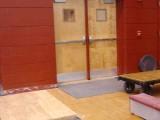 Gym Entrance